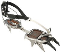 BLACK DIAMOND – Cyborg Pro Step-In Crampons with ABS Plates