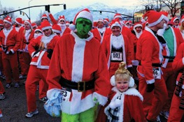 Santa 5K Runs