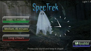 SpecTrek Light