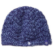 Athleta Button Beanie