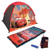 Exxel Outdoors Disney 4-piece Kid's Camp Set