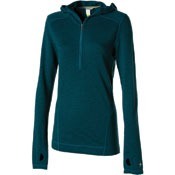 SmartWool Midweight Pattern Hooded Top