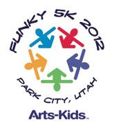 Art Kids Funky 5K 2012