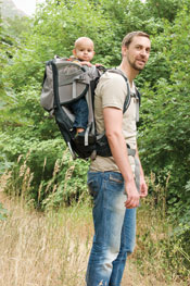 Osprey Child Carrier