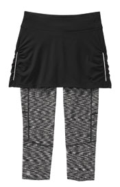 Athleta Contender Skirt Capri