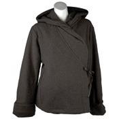 Mountain Mama Fairview Maternity Fleece Wrap Jacket