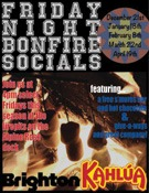 Brighton Friday Night Bonfire Special