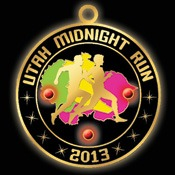 Midnight Run Medal
