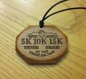 Salt Lake City Track Club Medal