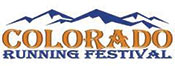Logo image for the Colorado Running Festival 2014