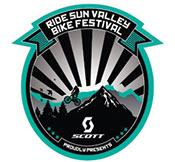 Logo image for the Ride Sun Valley Bike Festival 2014