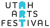 Logo image for the Utah Arts Festival 2014